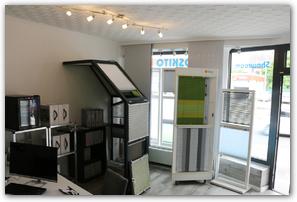 Insektenschutz in Moers | Unser Showroom | Moskito